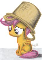 Scootaloo by Patoriotto