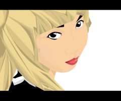 alodia vector version by asawe