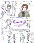 Gabriel Page. by fishAUciel