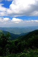 Mt Mitchell NC by ClaireErdal