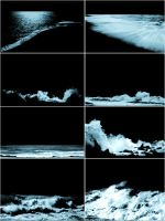 Stormy Seas II by midnightstouch