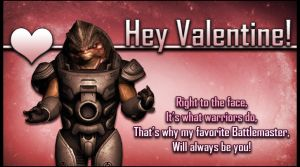 ME Valentine Grunt by Lordess-Alicia