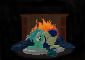 Warm Night by Template93