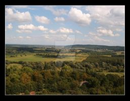 Panorama of summer by Hemhet
