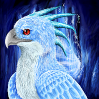 Phoenix of the Ice Caves by kalicothekat