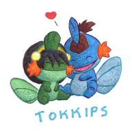 Hope u liek Tokkips by Porcubird