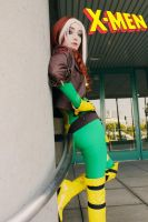 X-Men Are You Ready by SugarBunnyCosplay