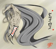 .: Sephiroth :. by chinensisXIII