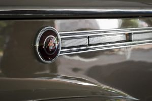 Packard Super Eight 180 emblem by theCrow65