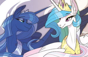 Princesses by probablyfakeblonde