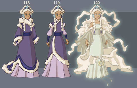 Yue's Wardrobe by DressUp-Avatar