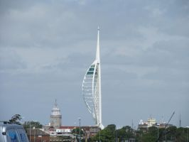 portsmouth no6 by SKEGGY