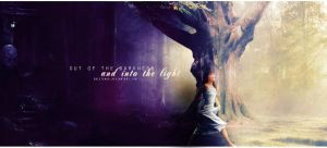 Out Of The Darkness by Piccadillyxo
