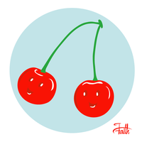 Cherries for Tasha by LaFoi