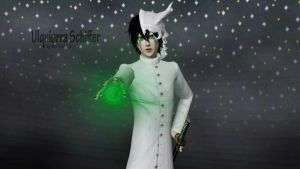 Ulquiorra Schiffer - Sims (1) by ng9