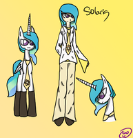 Solaris- My Little Genderbent by Ninetailsofawesome