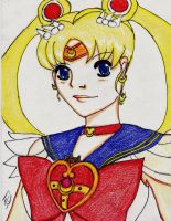 Sailor Moon by linke123
