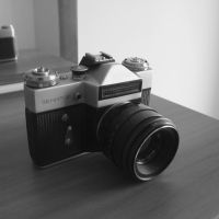 new old camera by SorinDanut