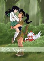 Hello, Kagome... by roryalice