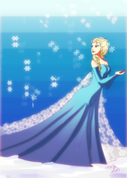 Frozen by Lezzette