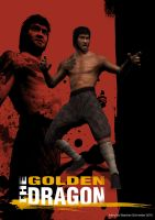 The Golden Dragon by Criticlown