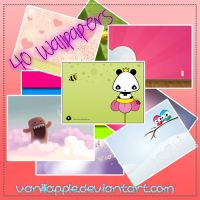 44 Cute Wallpappers Pack 1 by VanillApple