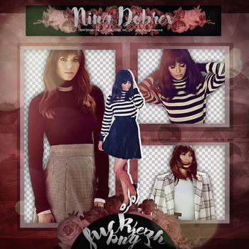 Pack Png: Nina Dobrev #261 by MockingjayResources
