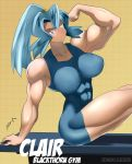 Clair by elee0228