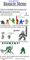 Kazirede's Bionicle Meme by JacobLazer