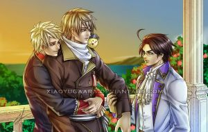 APH: Holy Alliance by xiaoyugaara