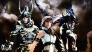 Dissidia 012 PS3 1 by NaughtyBoy83