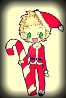 Christmassy Dean by ChibiVillage
