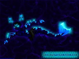 BIOLUMINESCENCE by SassyRaptor