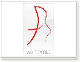AB Textile logo by wasimshahzad