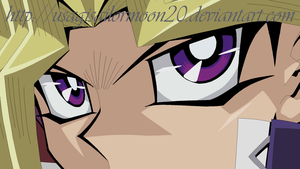 Yami - Close Up Eyes by usagisailormoon20