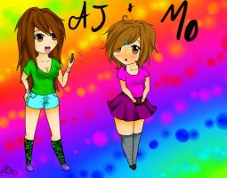 AJ and MO! by AjTheAssasian