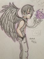 IT'S COLORED (badly): Little Soul Eater by Misty1090