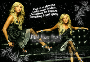 Ashley Tisdale by prinzessin13