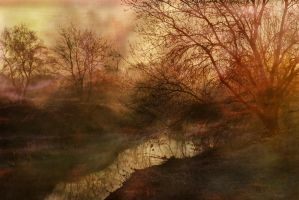 Dream river by Anupthra