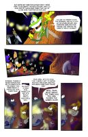 Rayman Comic 1 by andrewk
