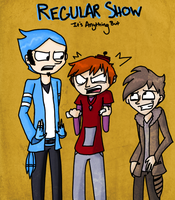 Regular Show: THIS IS WHY... by Scary-Scarecrow
