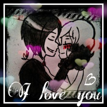 I love you by Ziva-Daiban