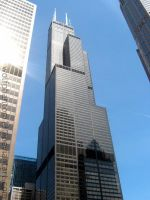 Willis tower Chicago by WhoeMelk13