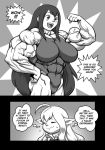 Magic Muscle Final Chapter(pg.9) by Pokkuti