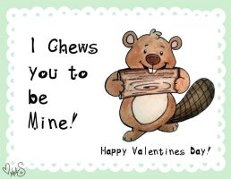 i chews you by Miss-Melis