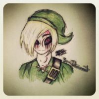 Ben Drowned by Fabiston