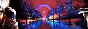 Under the London Eye by x-57