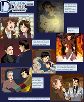 Truthy TARDIS Collage 5-6 by ErinPtah