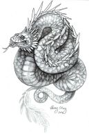 Quetzalcoatl2 by kaseykmay