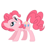 PinkiePie Vector by AncientKale